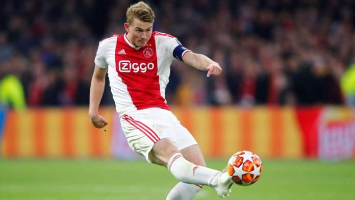 Manchester United Rule Out Move For Ajax Defender Matthijs De Ligt 2