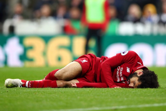 Mo Salah And Roberto Firmino Set To Miss Liverpool's UCL 2nd Leg Against Barcelona 2