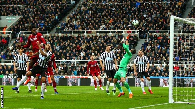 Newcastle 2 Liverpool 3: Reds Returns To The Top After At St James' Park 2