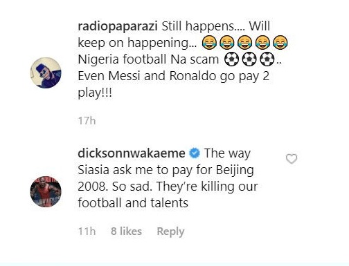 #SuperEaglesScandal: Another Football Star Accuses Samson Siasia Of Seeking Bribe From Footballers To Join His Team In 2008 2