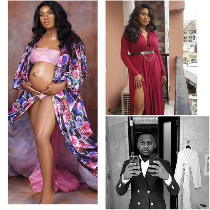 Ubi Franklin Expecting 4th Baby With 4th Babymama, Sandra Iheuwa 2