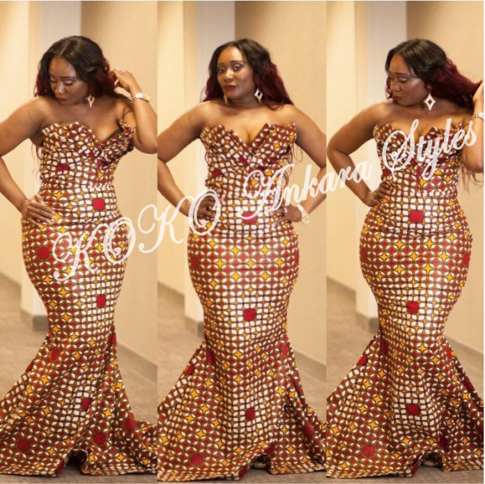 Ankara Styles: Five Sizzling Ankara Styles That Are The Excellent Fit For Curvy Ladies 4