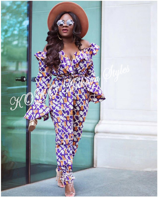 Be The Cynosure Of All Eyes In These Five Printastic Ankara Styles 4