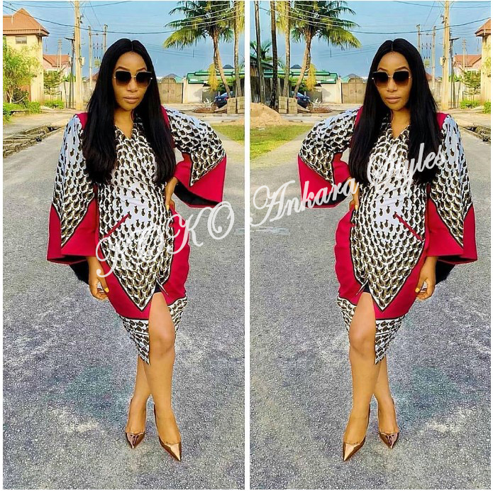 Vamp Up Your Print Slay In Five Trendy And Chic Ankara Styles 2