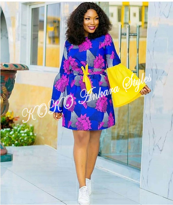 Vamp Up Your Print Slay In Five Trendy And Chic Ankara Styles 3