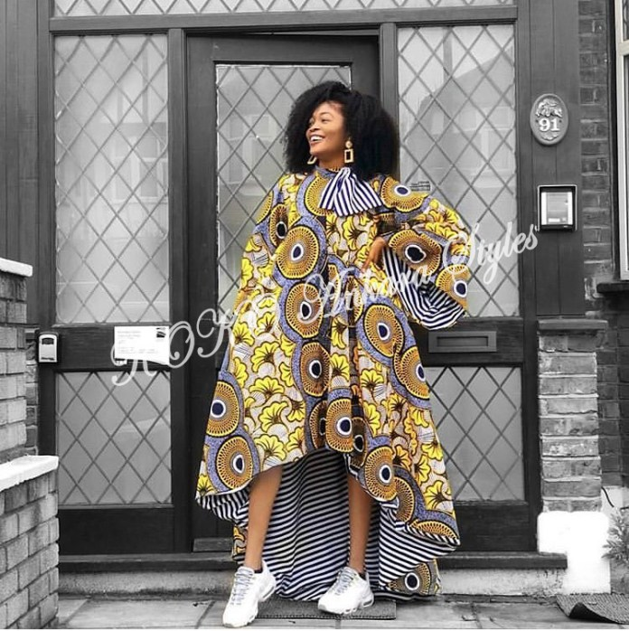 Be The Cynosure Of All Eyes In These Five Extremely Gorgeous Ankara Styles 2