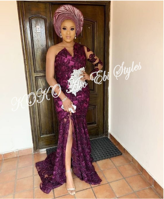 Channel Your Inner Stunning In These Five Extra Flattering Aso-ebi Styles 1