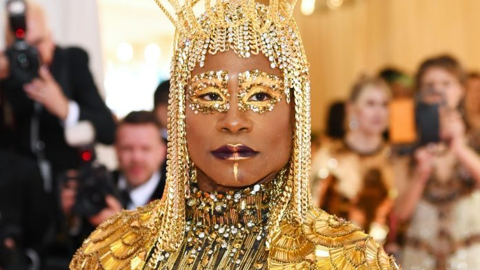 Egyptian Sun God! Billy Porter's Over The Top But Mind-blowing Met Gala Fashion Is The Talk Of The Town 2