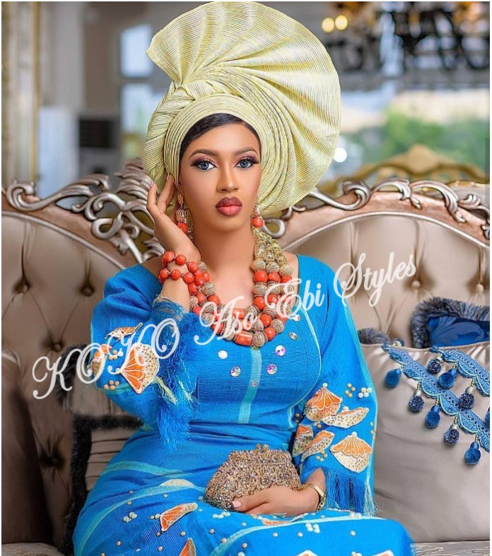 Gele Frenzy: Five Gele Styles That Would Vamp Up Your Owanbe Look 2