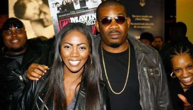 More Than Just Music! Five Times Don Jazzy And Tiwa Savage Served Formidable Music Teammate Goals 3