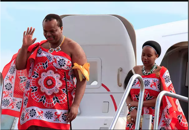 King Mswati of Swaziland Orders Men In His Country To Marry More Than One Wife Or Face Jail 2
