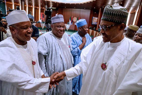 Ministerial List: I Am Under Tremendous Pressure - Buhari 3
