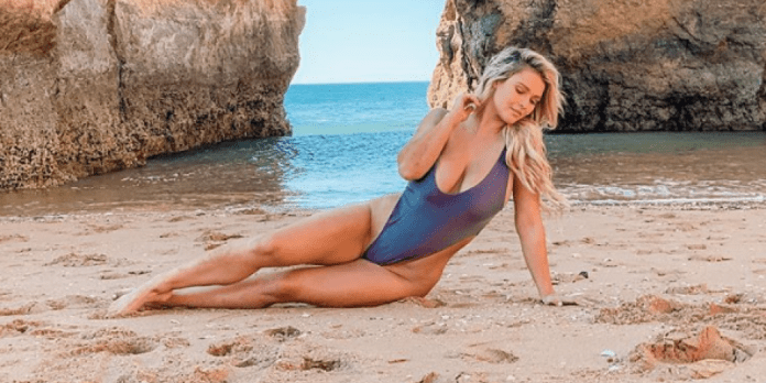 Kinsey Wolanski Releases Stunning Sizzling Images After Champions League Invasion Fame 3