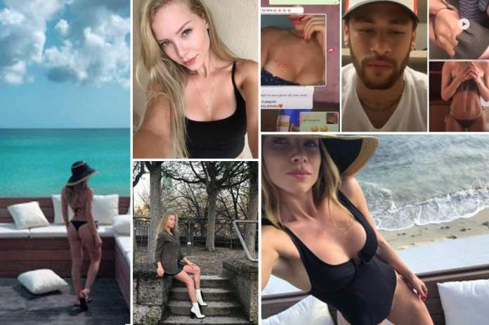 Najila Trindade: Neymar's Rape Accuser Charged With Blackmail And Perverting The Course Of Justice 4