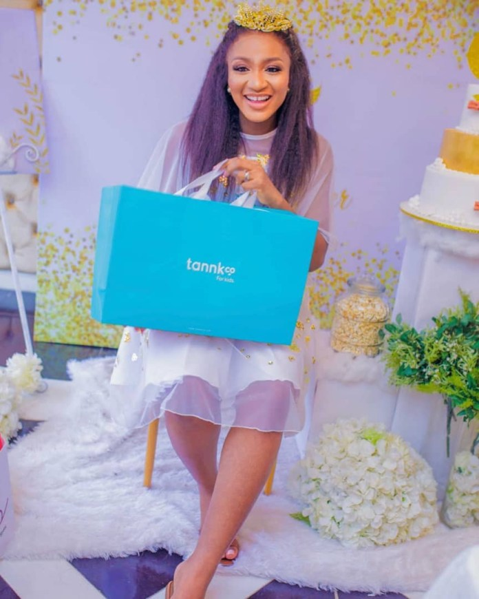 The Insider: Stunning Photos From Ex- Beauty Queen Powede Eniola Awujo's Surprise Baby Shower 8