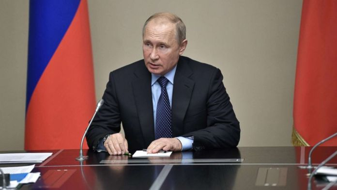 Russia Has Approved The First COVID-19 Vaccine-Vladimir Putin