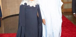President Muhammadu and Aisha Buhari