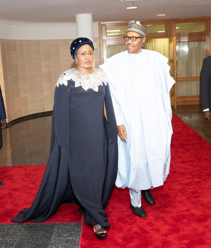 The Buharis Celebrates 30 Years Of Marriage 2