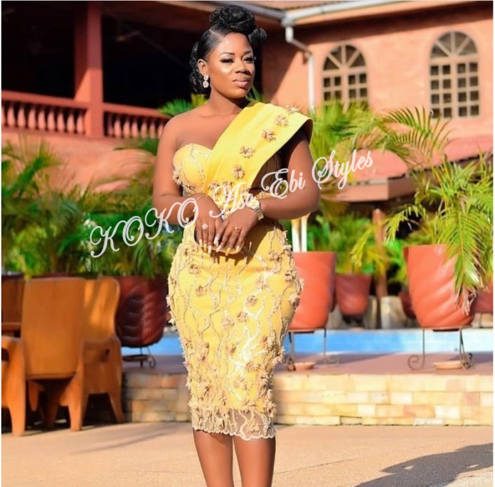 Aso Ebi Styles: Be The Rave-Making Barbie In These Latest Styles