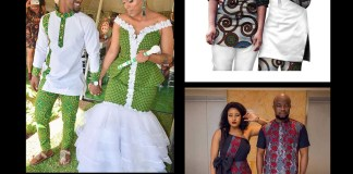 Ankara Styles for couples