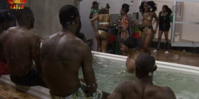 Nudity, Shamelessness And Open Promiscuity - Group Writes Buhari, Demands Immediate Ban Of BBNaija 3