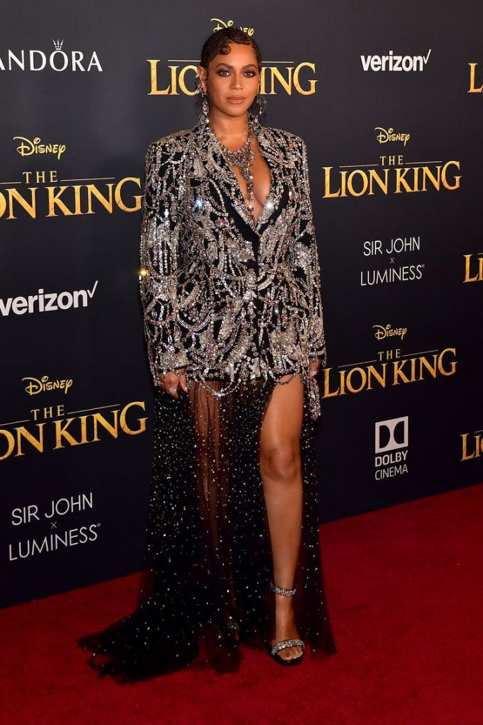 Check Out All The Glamorous Looks From The World Premiere Of The Lion King 2
