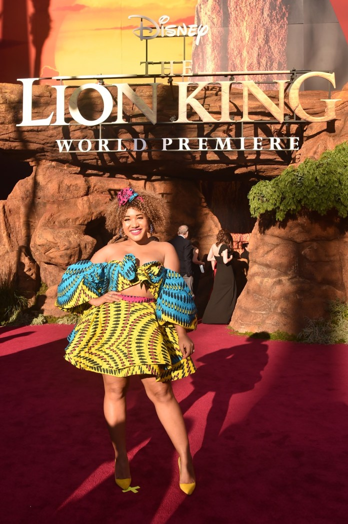 Check Out All The Glamorous Looks From The World Premiere Of The Lion King 5