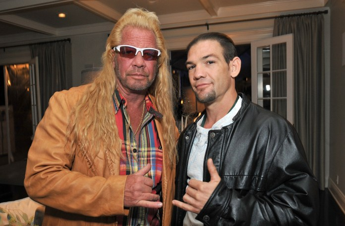 Dog The Bounty Hunter's Son Hospitalised Just Weeks After Wife, Beth Champman's Death 1
