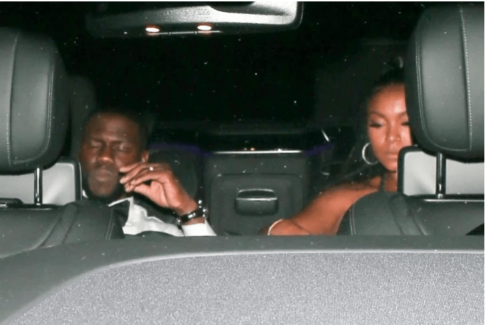 Kevin Hart Carried Out Of His Party On Eniko's Back After Having Too Much To Drink 3