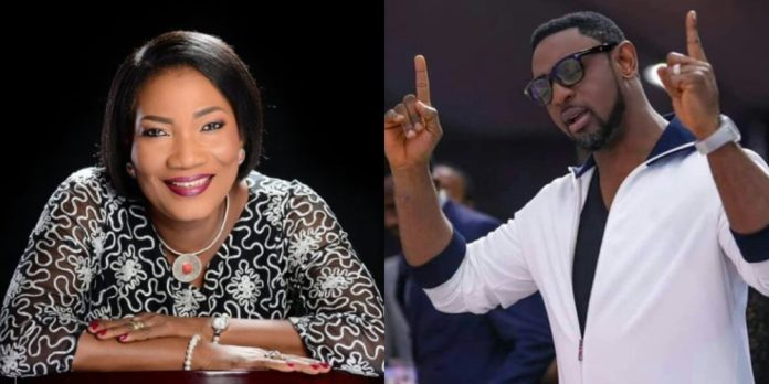 Pastor Biodun Fatoyinbo To Wrest Control Of The Narrative Of Busola Dakolo Rape Claims With A Daddy Freeze Exclusive Interview 2