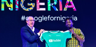 Google For Nigeria! Youtube announces supports for Nigerian Artistes