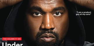 Kanye Cover Forbes