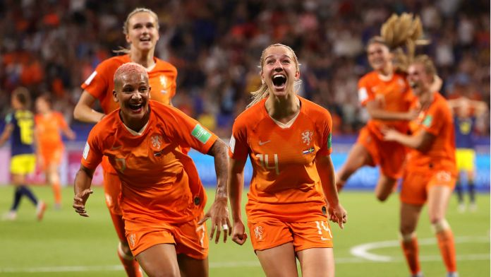 France WWC 2019: Netherlands Defeats Sweden With Extra-Time Goal To Reach Final 1