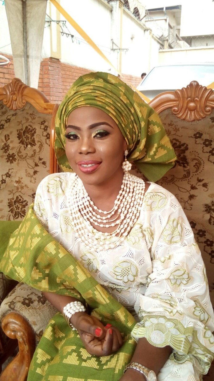 'Men Are Polygamous By Nature, So My Husband Is Allowed A Girlfriend' - Actress Ogunro Kudirat Morenikeji 2