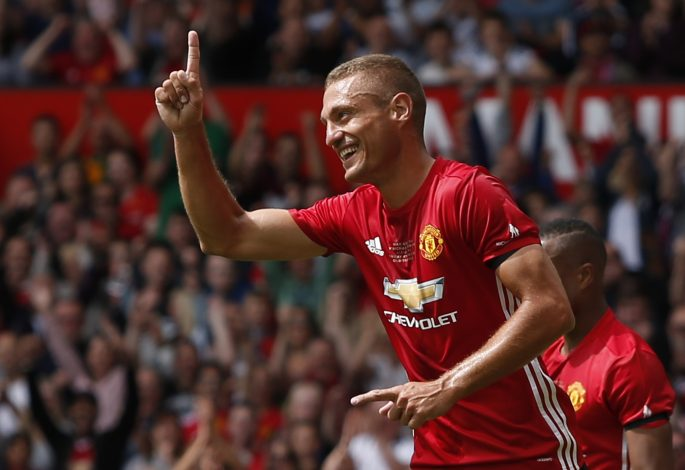 Nemanja Vidic Offered Important Coaching Role At Manchester United 2
