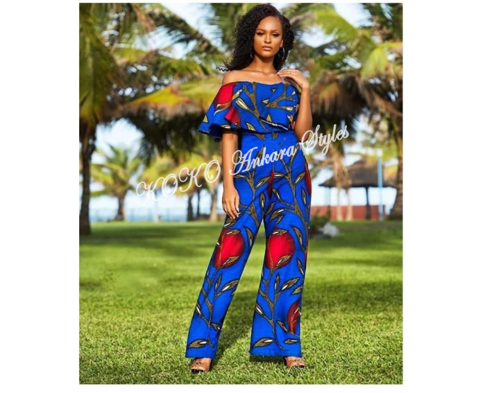 Get In The Glam Zone With These Five Printastic Ankara Designs 2