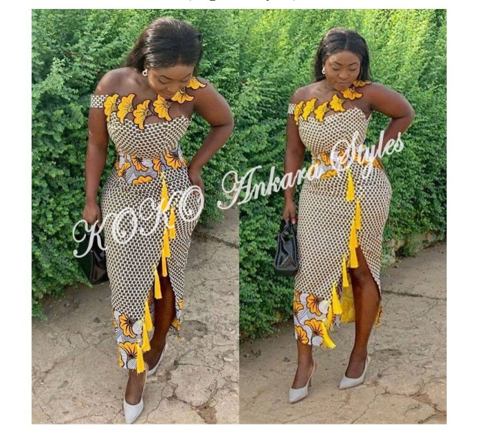 Five Super Beautiful Ankara Styles You Should Be Rocking This Month 2