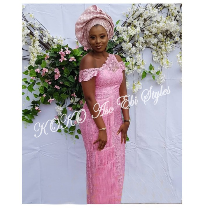 Aso-ebi Just Got Fancier With These 5 Extra Gorgeous Owanbe Designs 2
