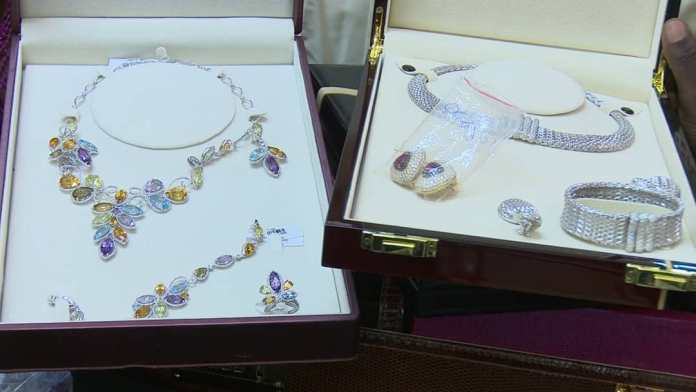 Exclusively Made For Diezani! EFCC Release Photos Of Jewelry Seized From Diezani Alison-Madueke 5