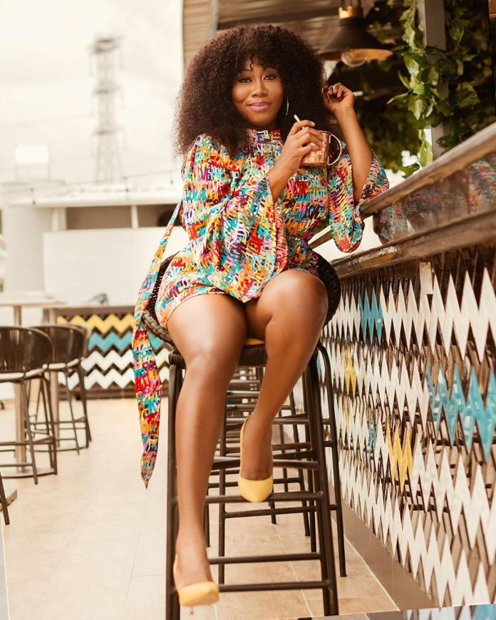 Fashion Trend: Super Fly Summer Get-ups Spotted On Your Favourite Nigerian Celebrities 4