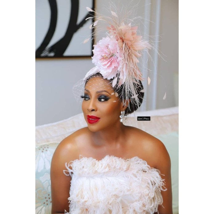 I Am Grateful And Thankful To My GOD ALMIGHTY...Mo Abudu Celebrates 55th Birthday With Beautiful Snaps 2