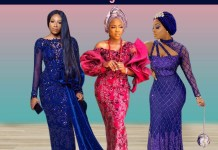 Aso Ebi Styles: Command Attention In These 5 Stunning Aso Ebi Outfits