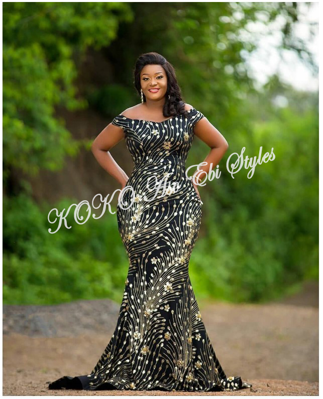 The Hottest And Glamorous Aso-ebi Styles Are Here! These 5 Designs Are  🔥🔥🔥 3