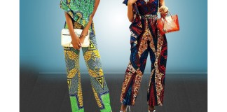 Ankara Styles: Jump On The Elegant Power Of These Ankara Jumpsuits And Be The Dazing Beauty