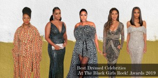 See The Best Dressed Celebrities On The Black Girls Rock! Awards Red Carpet