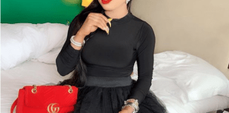 Police Shuts Down Bobrisky's Birthday Party Venue, Gives Reason