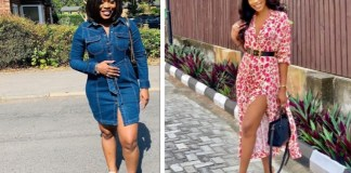 Scramble Us For We Are Your Eggs! Bisola Gushes About Sharon Ooja-Egwurube