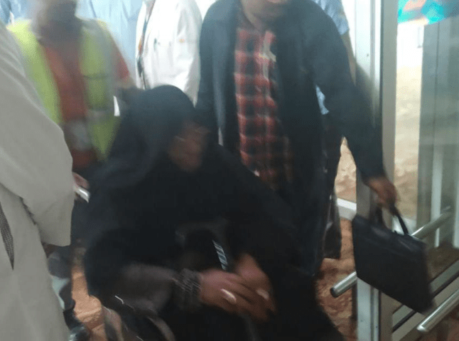 Leader Of IMN, El Zakyzaky And Wife Arrive In India For Treatment 3