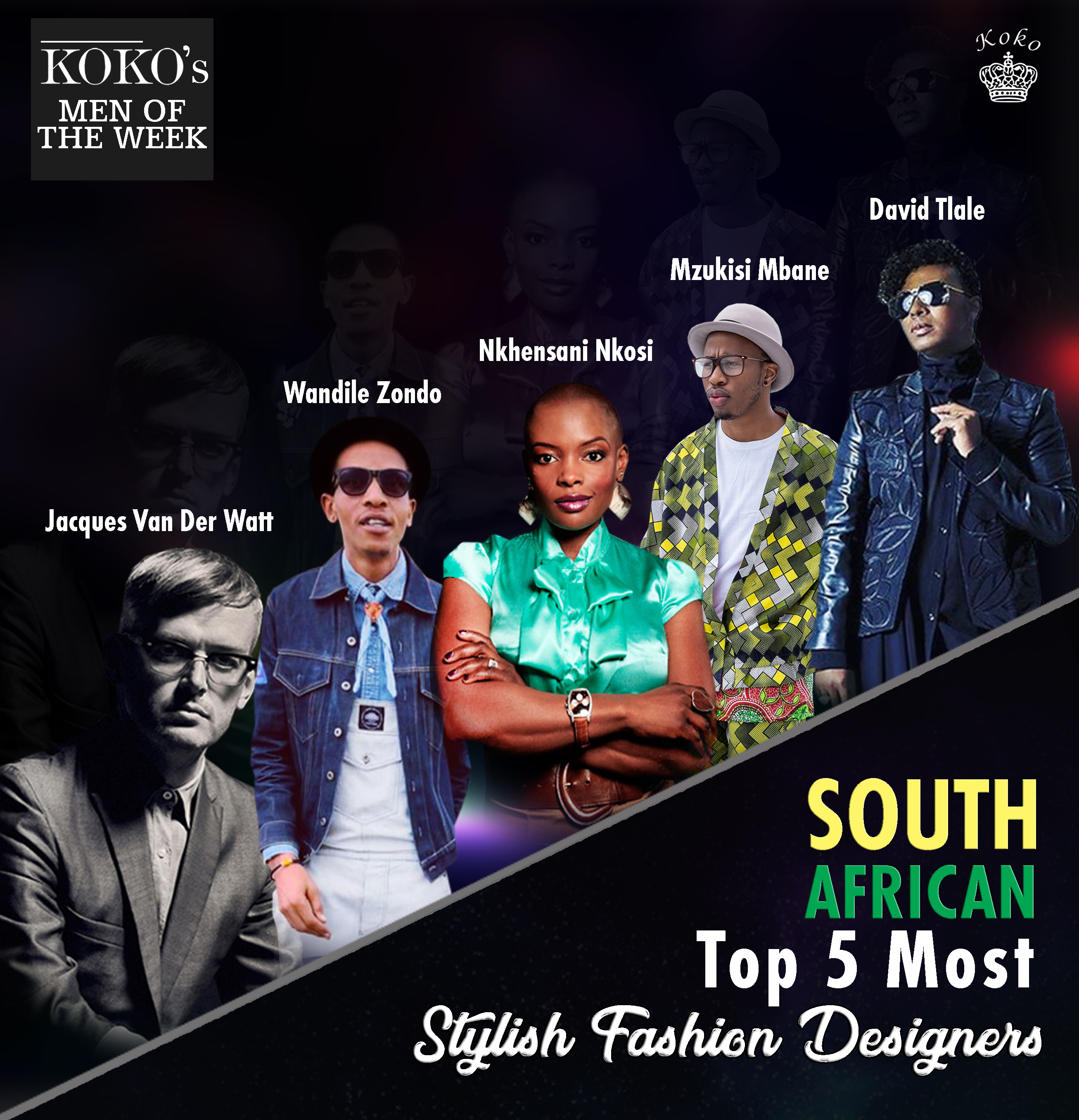 Meet Sa S Top 5 Most Stylish Fashion Designers