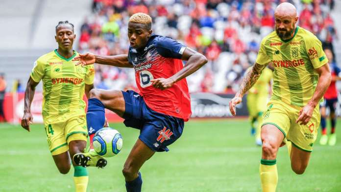 MCM: Victor Osimhen, The 20-Year-Old Real Goal Scorer Is Our MCM Lille Losc